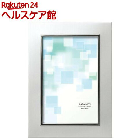 ラドンナ AVANTI(アバンティ) メタルフレーム MA57-P-SV シルバー(1コ入)【ラドンナ】