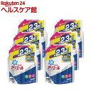 アリエール 洗濯洗剤 液体 イオンパワージェル 詰め替え 超ジャンボ(...