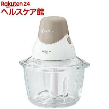 テスコム フードプロセッサー ホワイト TK212-W(1台)【テスコム】