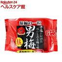 ノーベル製菓 男梅粒(14g6コセット)【男梅】