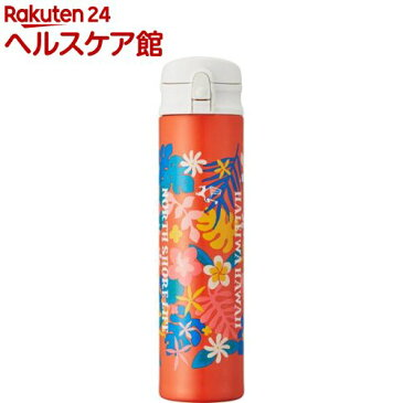 ハレイワ ワンタッチマグボトル600 AR アロハレッド(1コ入)【ハレイワ(HALEIWA)】