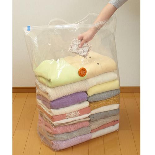 ムシューダ 圧縮パック 衣類用 つめかえ 脱酸素剤(1コ入)【ムシューダ】