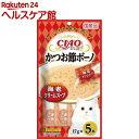 チャオ かつお節ボーノ 海老クリームスープ 17gx5本