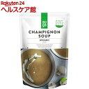 ケンコーコムで買える「AUGA オーガニックマッシュルームスープ(400g」の画像です。価格は397円になります。