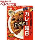 カレー曜日 ごろごろ夏野菜のビーフカレー 辛口(200g)