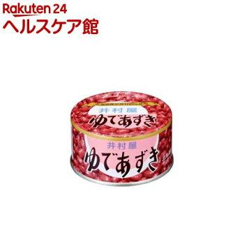 井村屋ゆであずき特6号缶