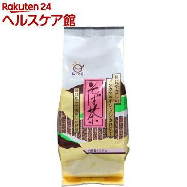 日穀製粉 長野県産 そば茶(300g)【日穀製粉】