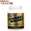 ゴールドジム マルチビタミン&ミネラル G2520(360粒)【ゴールドジム】 その1