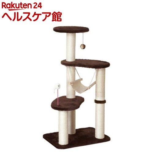キャティースクラッチリビング ハンモックタワー(1台)【キャティースクラッチ】