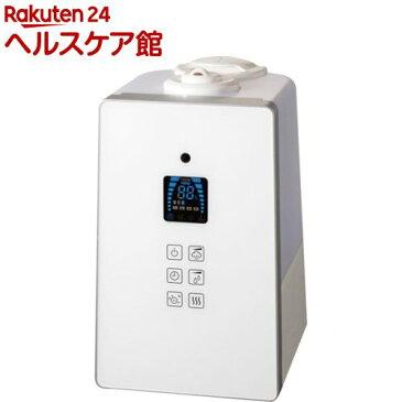アルコレ ハイブリッド式加湿器 ホワイト ASH601W(1)【アルコレ】【送料無料】