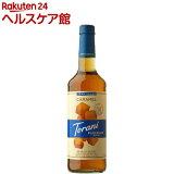 トラーニ ピュアメイドシロップ ゼロシュガー キャラメル(750ml)【Torani(トラーニ)】