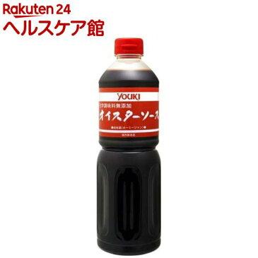 ユウキ 化学調味料無添加 オイスターソース(1.2kg)