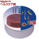 井村屋 缶水ようかん 煉(83g*8コ)【井村屋】
