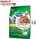 コンボ 猫下部尿路の健康維持 まぐろ味・かつお節・小魚添え(140g*5袋入*12コセット)【コンボ(COMBO)】