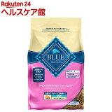 BLUE ライフP・フォーミュラ 成猫用 お腹ケアサポート(室内飼い) チキン&玄米レシピ(2kg)【送料無料】