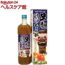 【訳あり】黒麹琉球もろみ酢(900mL)
