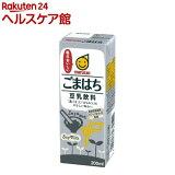 マルサン 豆乳飲料 ごまはち(200mL*12本入)