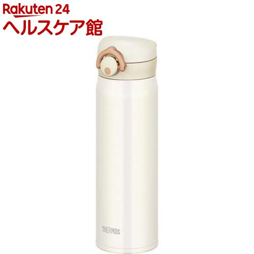 サーモス真空断熱ケータイマグクリームホワイト0.5LJNR-500CRW