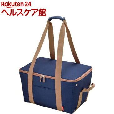 サーモス 保冷 買い物カゴ用バッグ ブルー REJ-025(1コ入)【サーモス(THERMOS)】