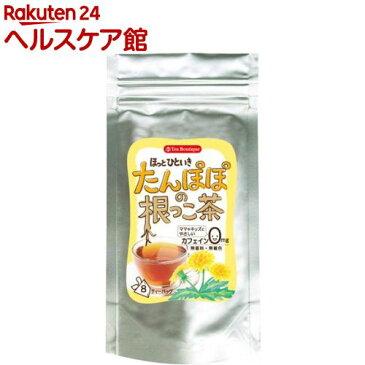 ティーブティック たんぽぽの根っこ茶(2.2g*8ティーバッグ)【ティーブティック】