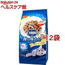コンボ 猫下部尿路の健康維持 まぐろ味・カニカマ・小魚添え(70g*5袋入*12コセット)【コンボ(COMBO)】