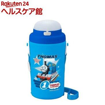 日本製 きかんしゃトーマス ストロー付き 水筒 保冷タイプ SC-450S(450mL)