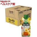 カゴメ 野菜生活100 スムージー 豆乳バナナミックス(330mL*12本入)【野菜生活】...