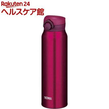 サーモス真空断熱ケータイマグワインレッド0.75LJNR-750WNR