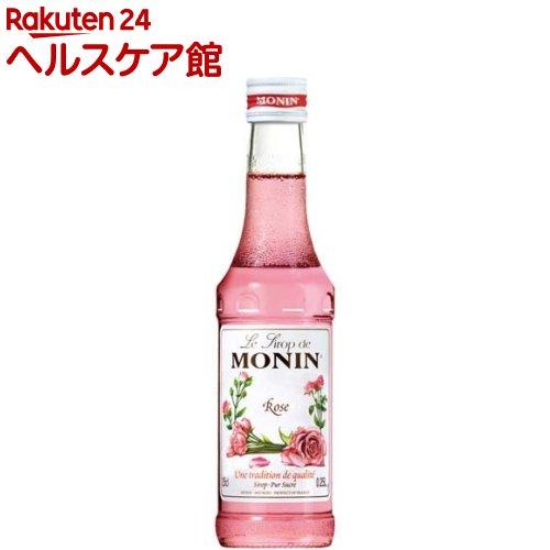 モナン ローズ・シロップ(250mL)【モナン】