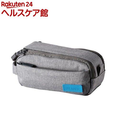 エレコムデジタルビデオカメラケースグレーDVB-024GY