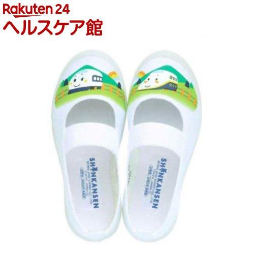 シンカンセン上履きS01ホワイトKD3740118.02E