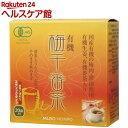 ムソー食品工業 有機梅干番茶 スティック(8g*20本入)