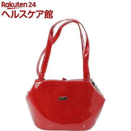 アンテプリマ エナメルレザー トート バッグ S レッド(1コ入)
