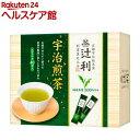 辻利 インスタントティー 宇治煎茶(40本入)【辻利】