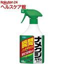フマキラー カダン ナメクジ用殺虫剤 ナメクジカダンスプレー ハンドスプレー(450ml)【カダン】