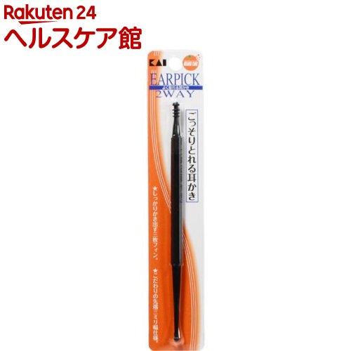 オレンジケア よく取れる耳かき(1本入)【オレンジケア】画像