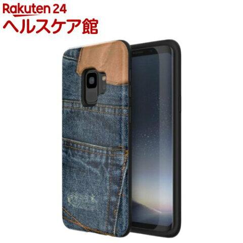 マッチナイン Galaxy S9 PINTA JEANS COLLECTION ヴィンテージジーンズ MN89764S9(1コ入)【MATCHNINE(マッチナイン)】