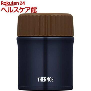 サーモス 真空断熱スープジャー 0.38L ネイビー JBU-380 NVY(1コ入)【サーモス(THERMOS)】