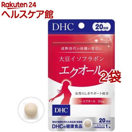 DHC大豆イソフラボンエクオール20日分