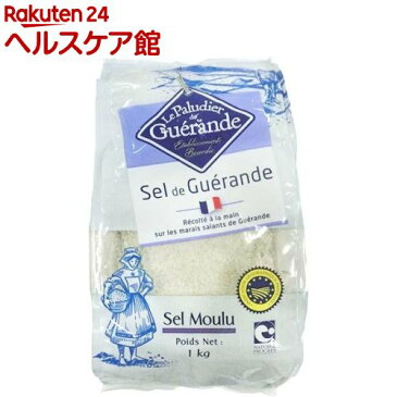ゲランドの塩 セルマラン ドゲランド(1kg)