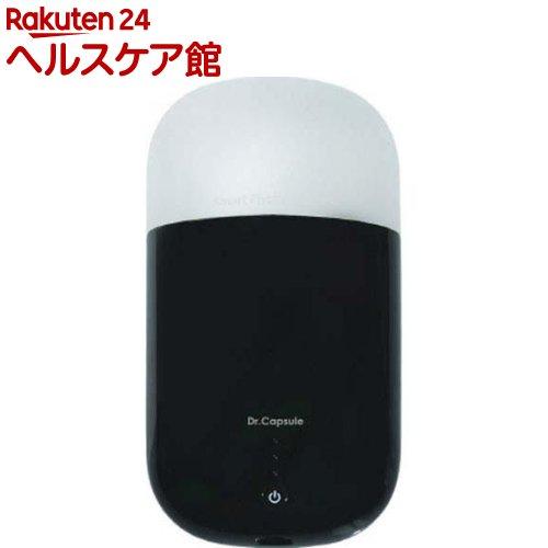 ロアスマートフォンUV除菌器ドクターカプセルブラックROA7268