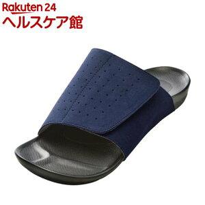 アーチフィッター 601 室内履き ネイビー 4L(1足)【アーチフィッター】