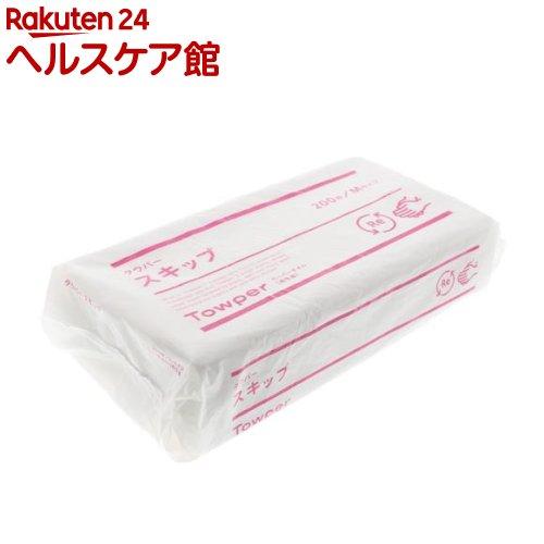 タウパー ペーパータオル スキップ M 22*23cm(200枚入)