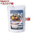 コジマフーズ 小豆の水煮(230g*3コセット)【more20】