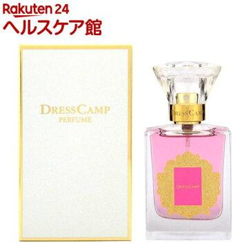 ドレスキャンプ クリスタルピンク オードトワレ(50mL)【送料無料】