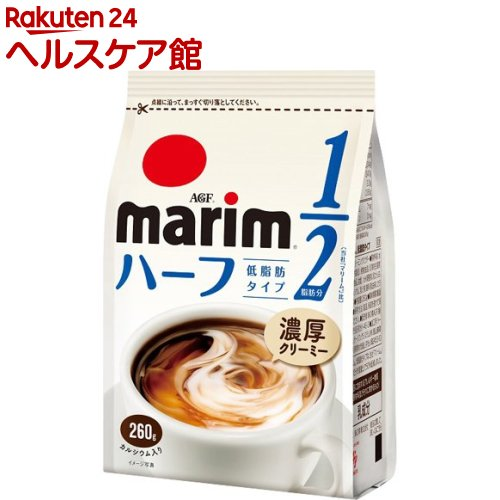 AGFマリーム低脂肪タイプ袋(260g) more30