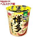 タテ型 飲み干す一杯 博多 背脂とんこつラーメン 66g ×12食