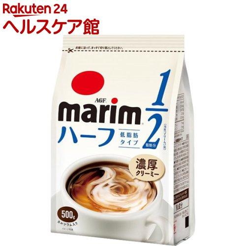 AGFマリーム低脂肪タイプ袋(500g) more30