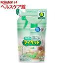 ケンコーコムで買える「かんたんマイペット 住居用洗剤 詰め替え(350ml【マイペット】」の画像です。価格は207円になります。