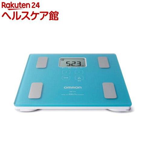【訳あり】オムロン 体重体組成計 カラダスキャン HBF-214-B(1台)【カラダスキャン】【送料無料】